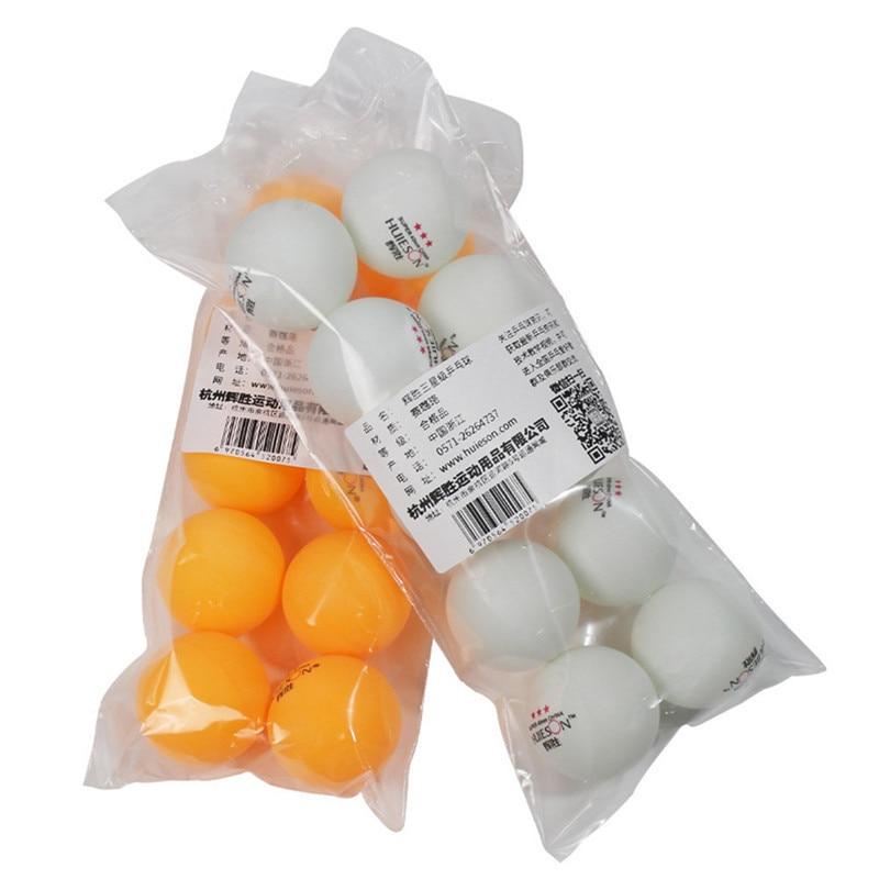 Лидер продаж! 10 шт./пакет профессиональный настольный теннис мяч 40 мм Диаметр 2,9 г 3 звезды пинг-понг шары для подготовки конкуренция низкая ... ...