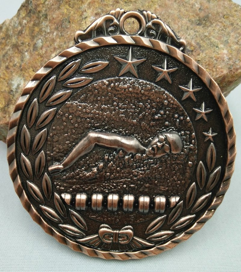 Медаље за пливање Нове модне вруће уникатне продавнице, руске фине репродукције древних новчића које дају новогодишњи поклон