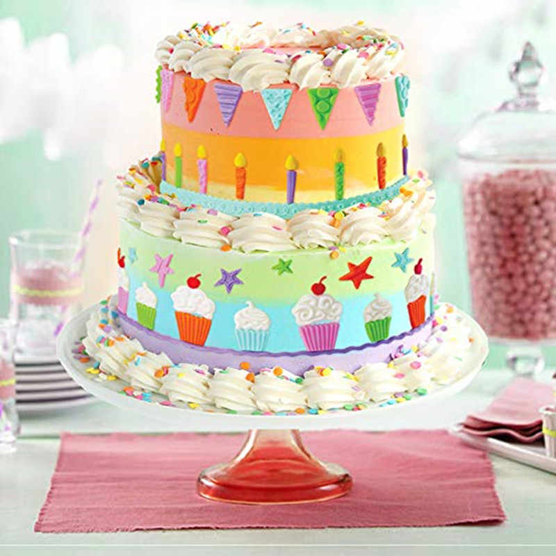 Sensational Wilton Sugar Lace Mold Silicone Kids Party For Embossing Fondant Funny Birthday Cards Online Barepcheapnameinfo