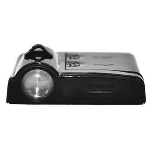 Wireless Universal Car Projection LED Projector Door Shadow Logo Light Welcome Lamps Courtesy Lights Kit MagnetSensorWhiteSkull