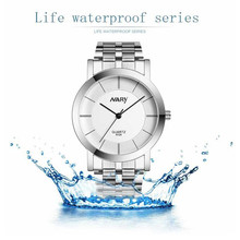 Irisshine i0856 Women watch lady presente da menina Mulheres marca de luxo Único Refinado Em Aço Inoxidável de Quartzo Relógios de Pulso
