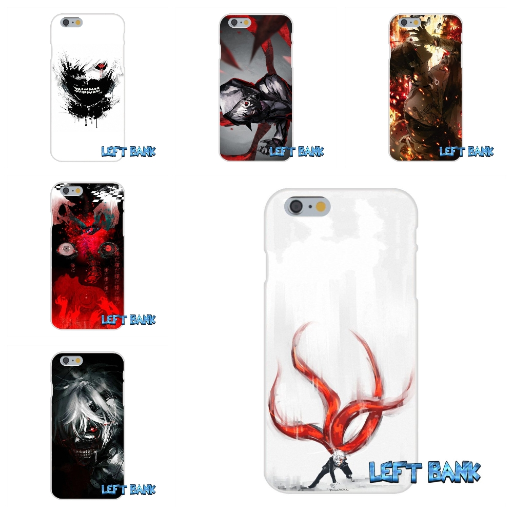 Tokyo ghouls Anime Soft Silicone TPU Transparent Cover Case For Samsung Galaxy A3 A5 A7 J1 J2 J3 J5 J7 2016 2017