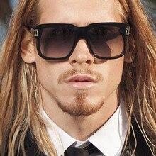 PAWXFB Fashion Square Sunglasses Men Italy Brand Designer Driving Sun Glasses Male Eyewear Oculos de sol Shades