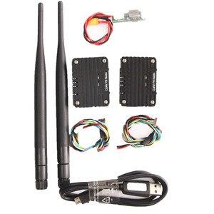 Image 1 - CUAV Módulo de transmisión inalámbrica de Radio telemetría P9, 900MHZ, Pix para Estación de transmisión de datos FPV, Pixhack Pixhawk, larga distancia