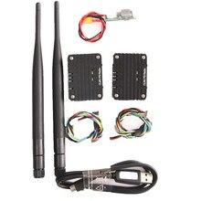وحدة إرسال لاسلكية للقياس عن بعد من خلال الراديو موديل CUAV P9 900 ميجاهرتز Pix لمحطة نقل البيانات FPV pixهاك Pixhawk للمسافات الطويلة