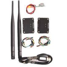 Module de Transmission sans fil de télémétrie Radio CUAV P9 900MHZ Pix pour Station de Transmission de données FPV
