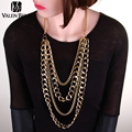 vintage colar feminino 2014 fashion long necklace women sale christmas gift colar body chains collar necklace party joias XL1139
