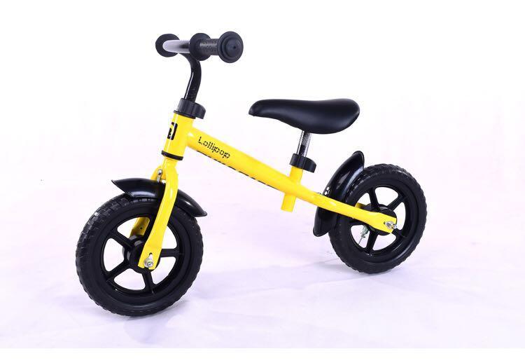 Hot Sales 12 inch Balance Bike Plastic Wheel Red Blue Yellow Pink Green Kid Bicycle High Innrech Market.com