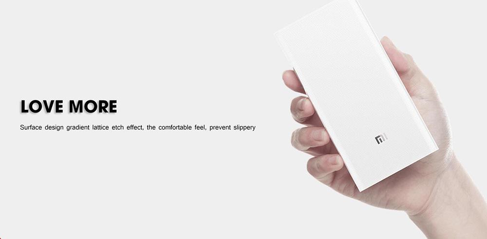 Xiaomi Mi Powerbank 2 20000 mAh Power Bank External Battery Micro USB Portable Bateria Externa Portable Charger 20000mAh (8)