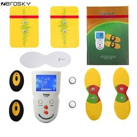Zerosky Wireless Electro Shock Massage Kit Sex Toys Professional Medical Therapy Stimulation Sex Products For Woman Men