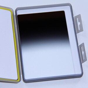 Image 5 - Benro 100x150mm Ana Kare YUMUŞAK GND Filtre GND4 gnd8 gnd16 gnd32 Mezun Nötr Yoğunluk Filtresi Optik Cam gnd0.9