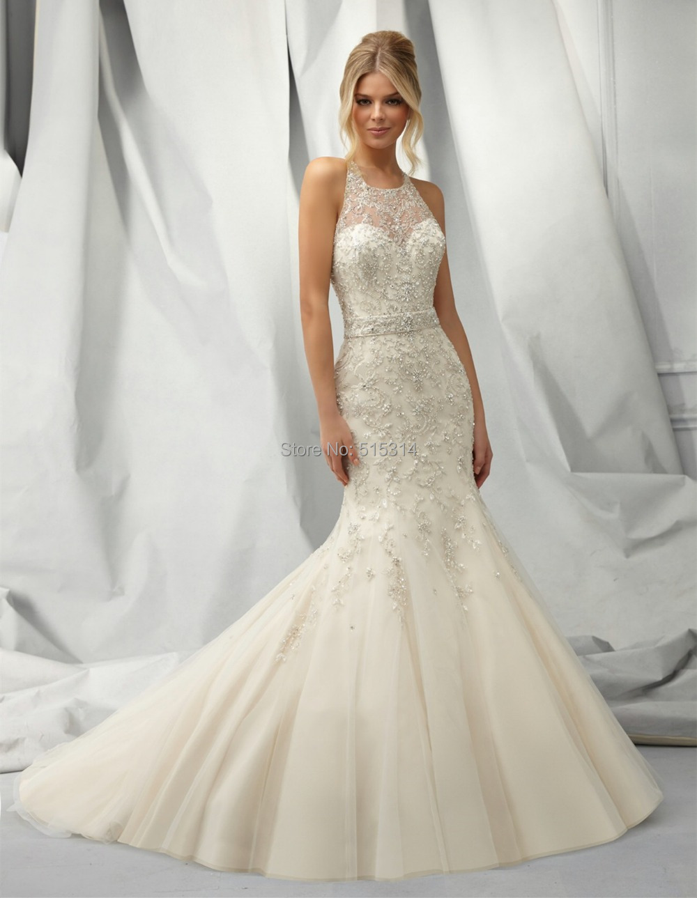 wedding dresses mermaid wedding dress mermaid Wedding dresses mermaid using creative and smart ideas 15
