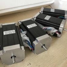 EU Ship ! 4PCS High Nema 23 wantai Stepper Motor 425oz-in, 2 phase, 57BYGH115-003B CNC Mill Cut Engrave www.wantmotor.com