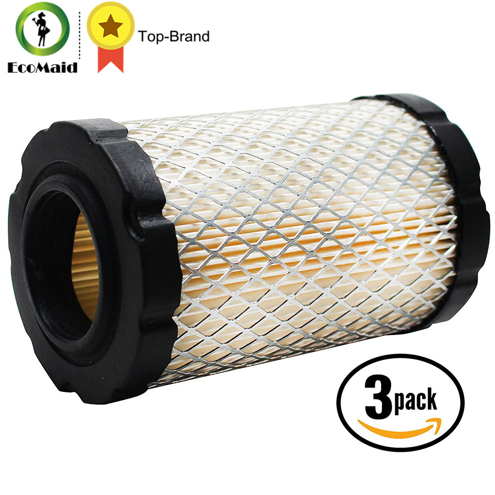Air Filter for Briggs and Stratton Lawn Mower 796031 Filter Cleaner Part for Briggs 3 packAir Filter for Briggs and Stratton Lawn Mower 796031 Filter Cleaner Part for Briggs 3 pack