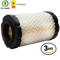 Air Filter For Briggs And Stratton Lawn Mower 796031 Filter Cleaner Part For Briggs 3 Pack