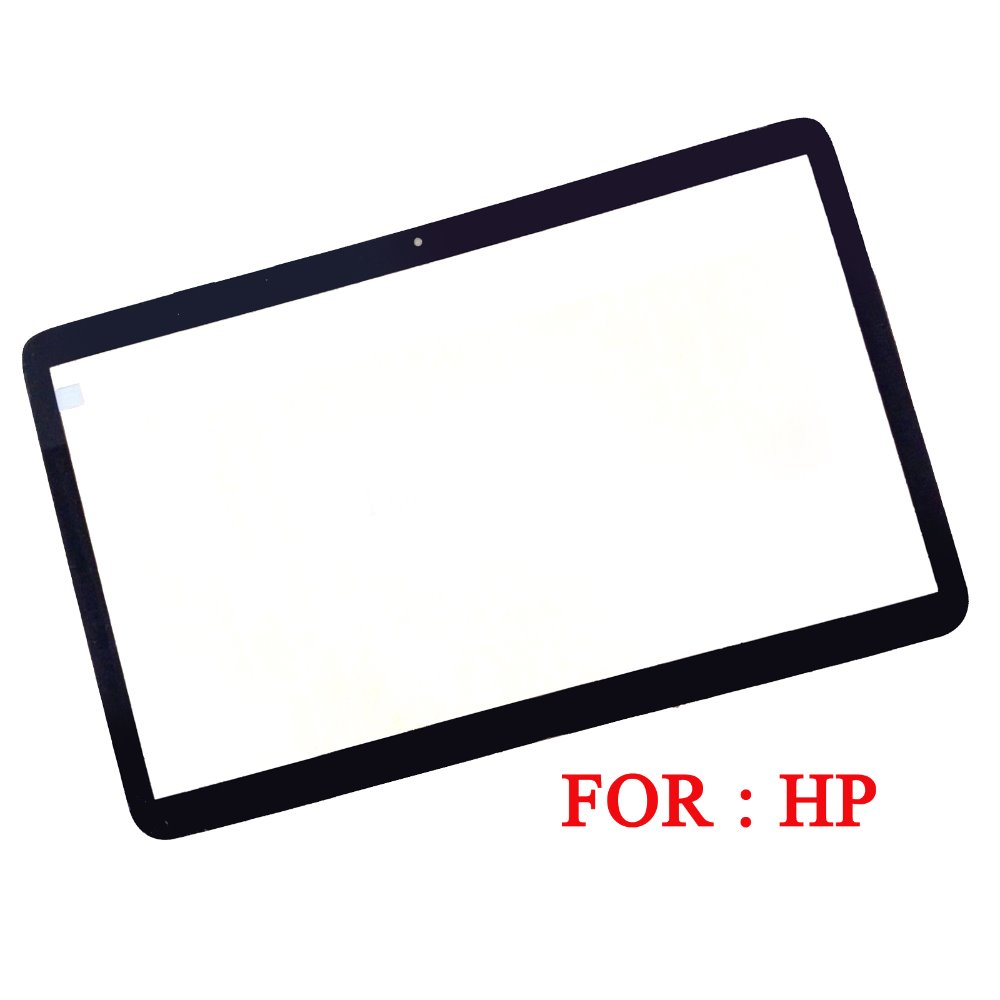 15.6 Touch Screen Digitizer Front Glass Panel for HP 15-K 15K TOP15P18 V0.1 f930got bwd c f930got bwd for using front glass touch panel