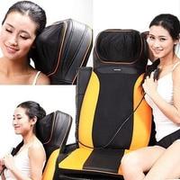 3D Car Chair Shiatsu Vibration Masaj Device Massage Chair Mat For Health Care 2017