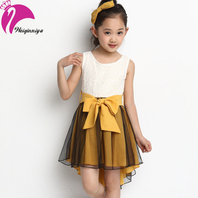 New Brand Style 2016 Baby Girls Dress Summer Fashion ...