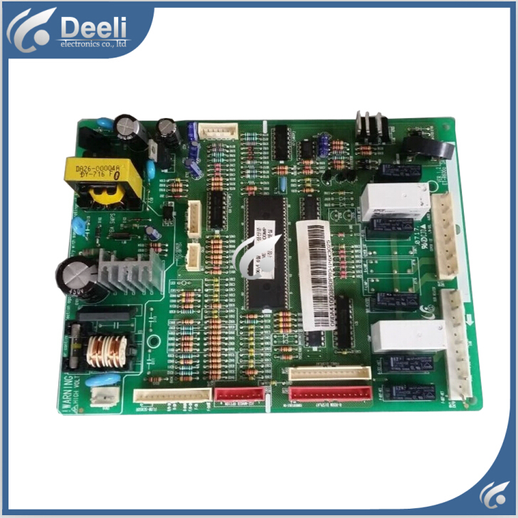 95% new good working 100% tested for Samsung refrigerator pc board Computer board DA41-00188A ET-R600 on sale 95% new original good working refrigerator pc board motherboard for samsung rs21j board da41 00185v da41 00388d series on sale