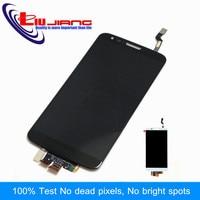Liujiang IPS For LG G2 D802 D805 LCD Display Touch Screen Digitizer Assemble Repair Parts D800