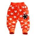 2015 новая коллекция весна и осень детей брюки Звезда шаблон хлопка мальчики брюки/девушки брюки 1 шт. детские брюки 0-2 лет