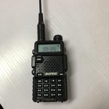 Baofeng DM 5R talkie walkie Radio numérique DMR double bande, émetteur récepteur Radio bidirectionnel VHF / UHF 136 174 / 400 480MHz
