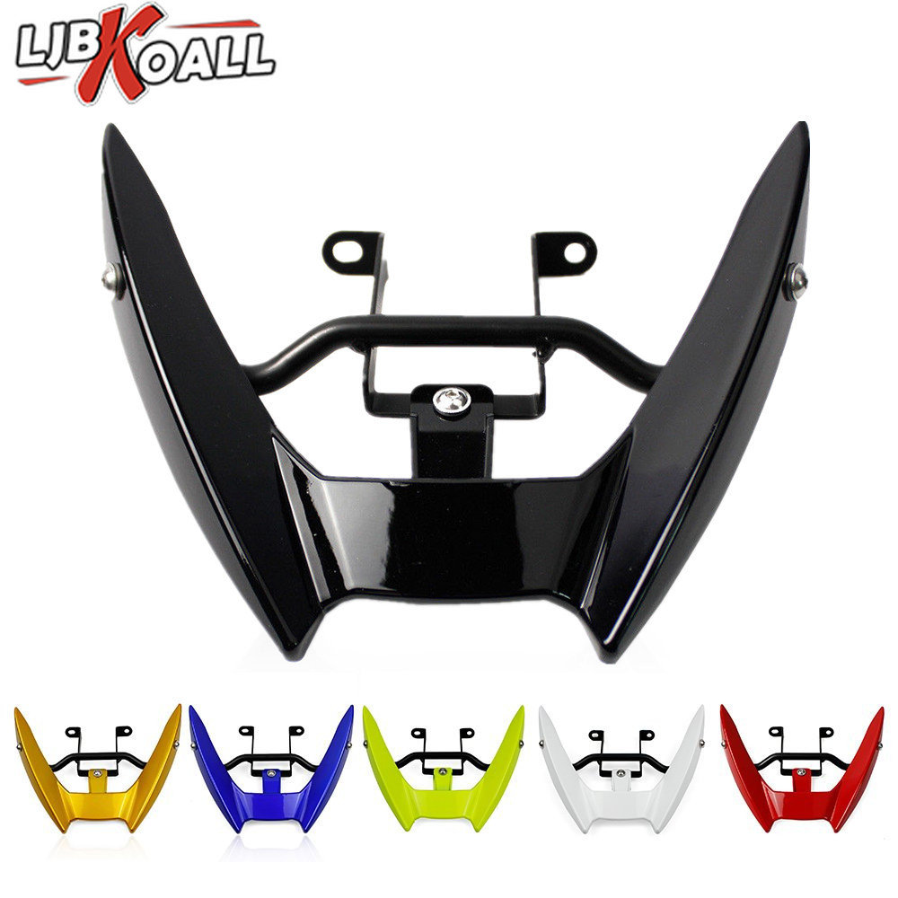 Motorcycle Headlight Bracket Front Upper Fairing Stay For Yamaha FZ09 MT09 FZ-09 MT-09 FZ MT 09 2014 2015 2016 Hot Sale 6 Color