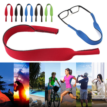 Interchangeable with summer Sunglasses Band Strap Neoprene string rope Eyeglasses Strap Head Band Floater Cord Glasses Band