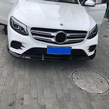 Передний спойлер для автомобиля Mercedes Benz Glc 2016-up