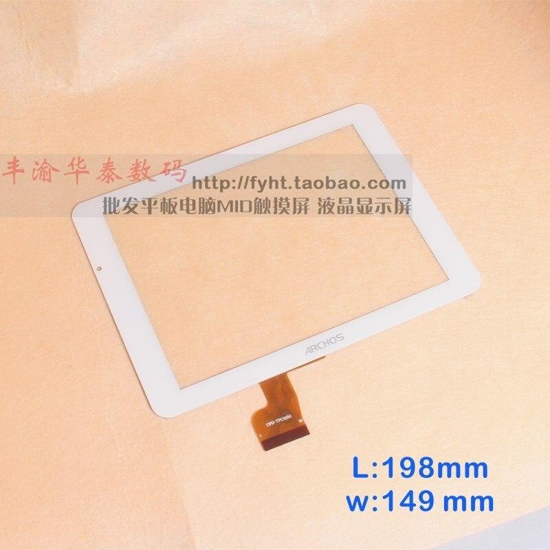 Opd-tp070039-01 touch screen capacitor screen handwritten screen touch screen plate