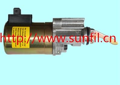 Replace 012 Fuel Shutdown Device shut off solenoid 04199900 ,12VReplace 012 Fuel Shutdown Device shut off solenoid 04199900 ,12V