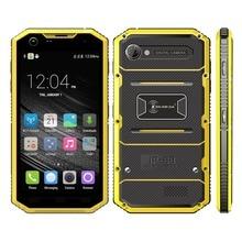 KENXINDA Proofing W7 Wasserdichte Telefon 5,0 zoll Andriod 5,1 MTK6735 quad-Core-ROM 16 GB 1 GB RAM 2800 mAh Batterie 4G Mobile telefon