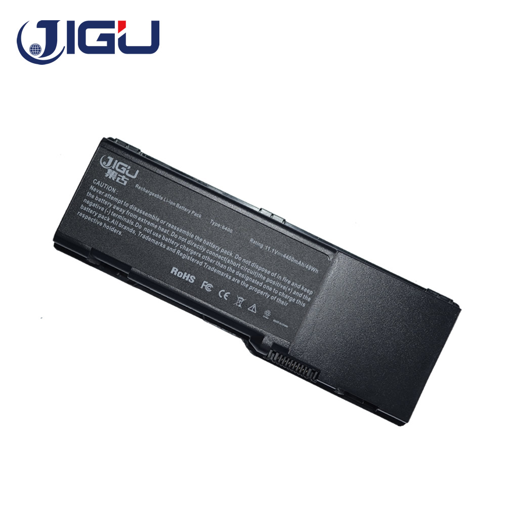 JIGU Laptop <font><b>Battery</b></font> For <font><b>Dell</b></font> <font><b>Inspiron</b></font> <font><b>1501</b></font> 6400 E1505 Latitude 131L Vostro 1000 312-0461 451-10338 RD859 GD761 UD267 image