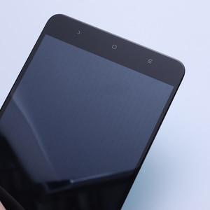 Image 3 - Dla Xiao mi mi Max wyświetlacz LCD ekran dotykowy Digitizer zgromadzenie dla Xiao mi mi Max 2 LCD Max2 Max 3 ekran wymiana czarny biały