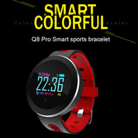Bluetooth Smart Bracelet OLED Touch Screen Heart Rate Monitor Blood Pressure Blood Oxygen Monitor Fitness Tracker Pedometer 35