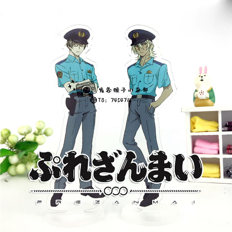 Anime SARAZANMAI Toi Kuji Kazuki Yasaka Sara Azuma Character Cosplay Acrylic Stand Figure Desk Stand Figure Desk Decor Gifts