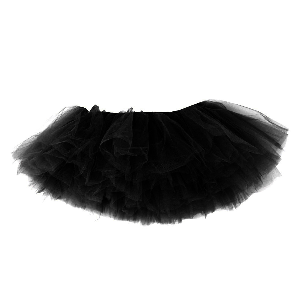 2019 MAXIORILL NEW Hot Sexy Fashion Pretty Girl Elastic Stretchy Tulle Adult Tutu 5 Layer Skirt Wholesale T4 23