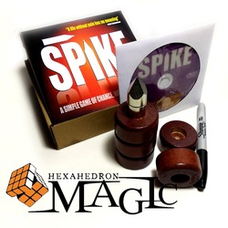 Free shipping  Spike Sharpie Edition Devils Nail - Stage Magic,Mentalism / close-up street professional magic tricks products