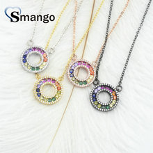 5Pieces,The Rainbow Series, Women Fashion Circle Shape Necklace and Pendant,4Colors,Can Wholesale,If You Need Pendant Contact Us