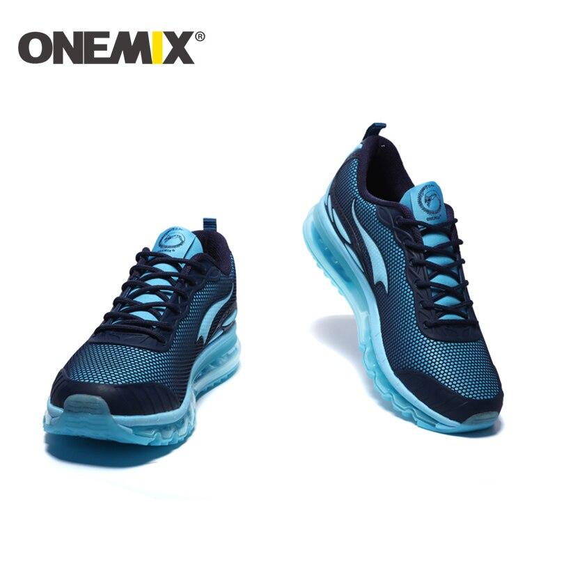 ONEMIX жаңа ерлер спорттық аяқ киім - Кроссовкалар - фото 4