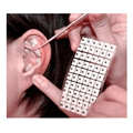 20bags*600 grain Acupuncture needle ear seeds Vaccaria Seeds ear massage paste Ear stickers Auricular Vaccaria ear press seed