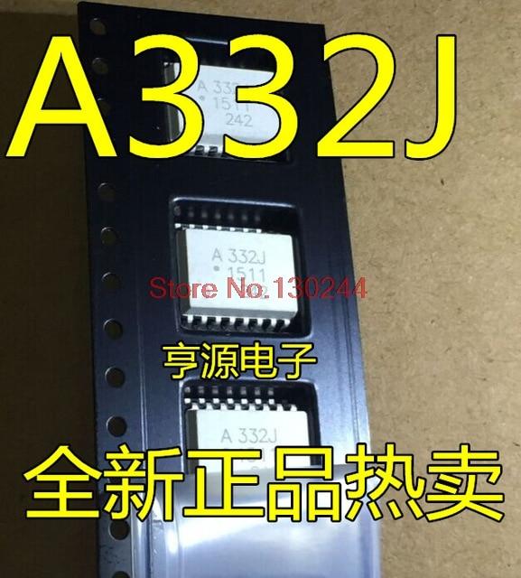 5pcs/lot New HCPL-332J A332J sop-16 photoelectric coupler IC chip In Stock thumbnail