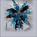 Винтажный Потолочный декор Ручная работа выдувная стеклянная люстра элегантная красивая ручная выдувная стеклянная вилла осветительная л...