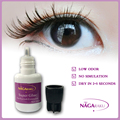 NAGARAKU 10ml,Fast dry, low odor, no simulation,eyelash extension glue