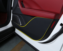 for Maserati Levante Car door Anti kick pad