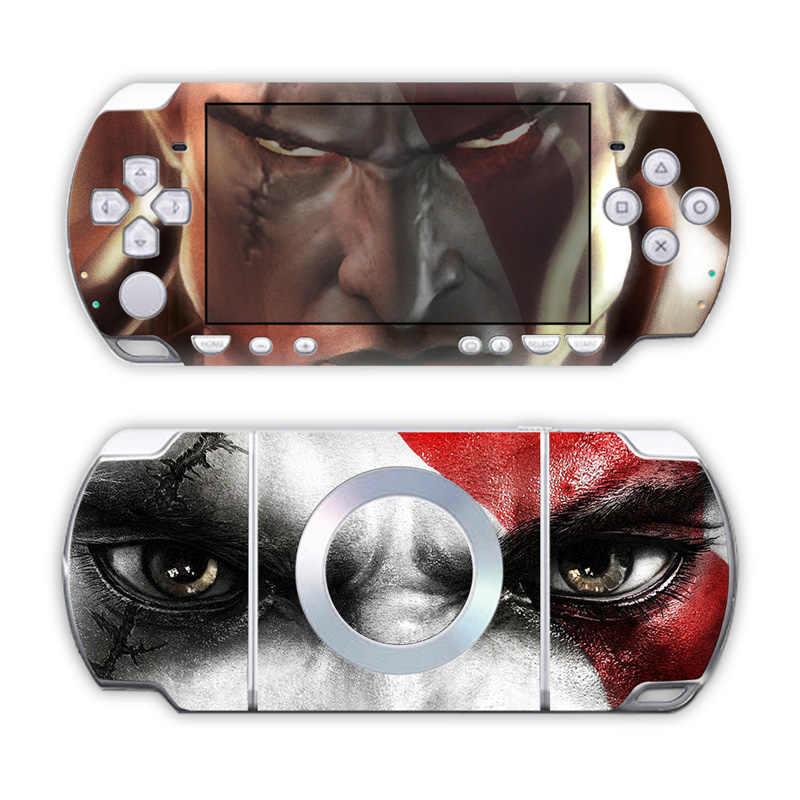 Livraison directe autocollant de peau en vinyle pour Sony PSP 2000 autocollant de peau # TN-PP2000-5082