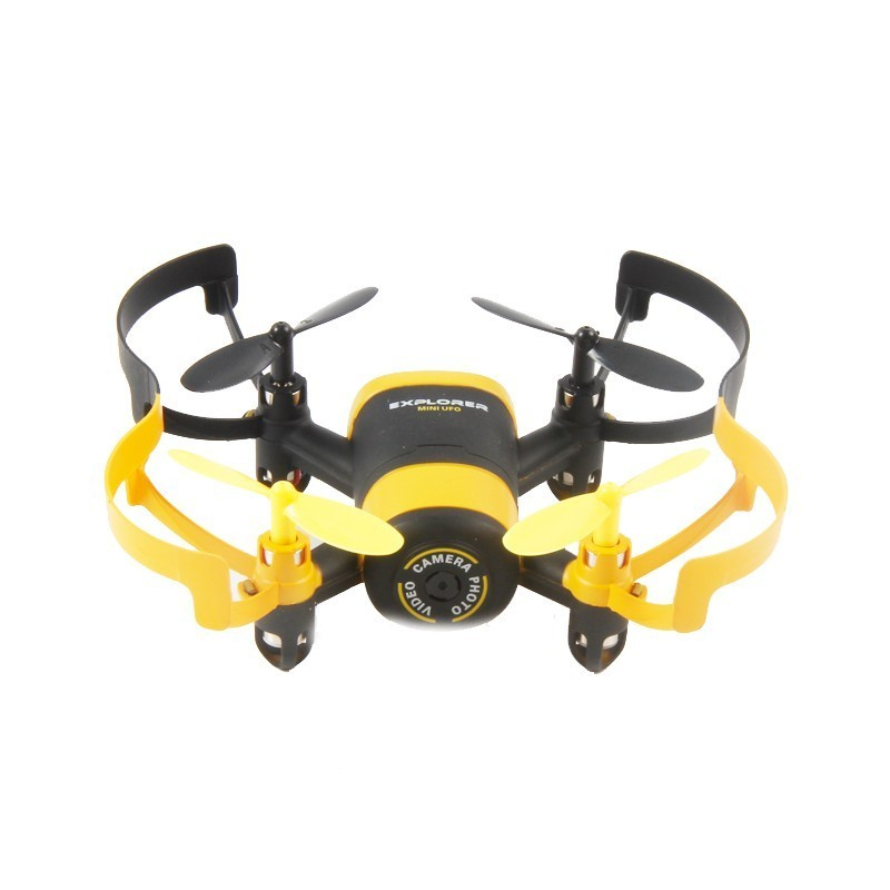 JXD512W 2.4Ghz WiFi FPV Mini Drone with WIFI Camera One-Key-return & Headless Mode RC Quadcopter with 0.3MP HD Camera RTF