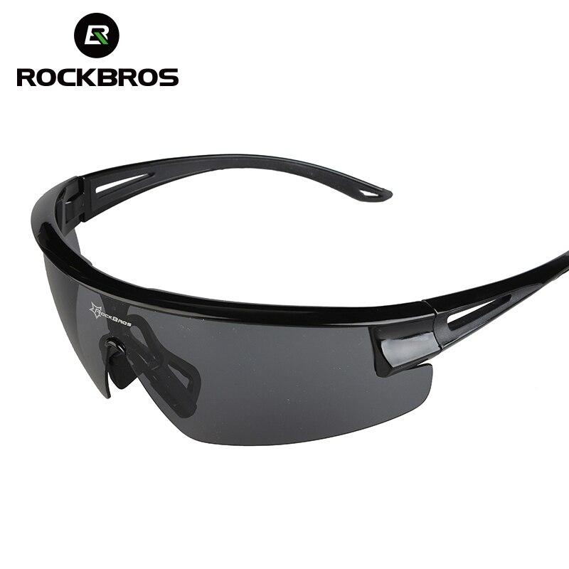 Prix pour RockBros Polarisées Sport lunettes de Soleil Lunettes Vélo Vélo Homme Femme Ultra-Léger UV lunettes Cyclo Conduite Loisirs Lunettes