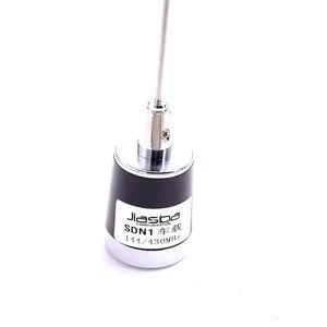 Image 5 - Antena daul band sdn1 jiasida, antena vhf/uhf 134mhz & 430mhz 100w 2.15db para móvel ham walkie talkie rádio automotivo, antena de ganho