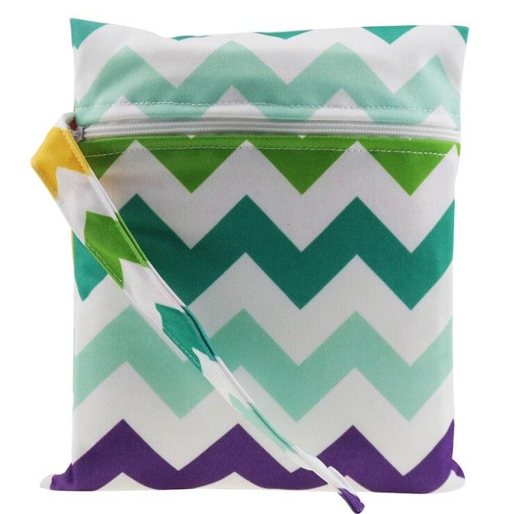 Bolsa de almacenamiento de pañales para bebés de una sola capa con - Pañales y entrenamiento para ir al baño - foto 4